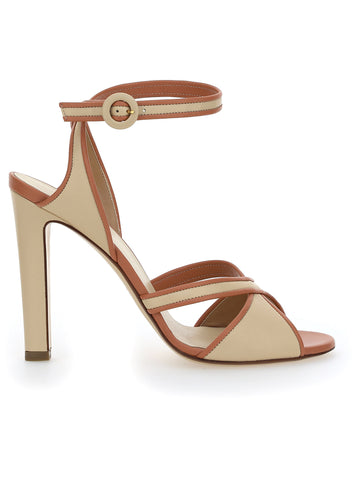 Francesco Russo Strapped Sandals