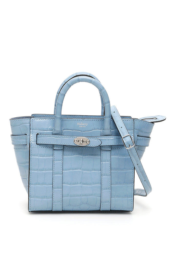 Mulberry MULBERRY MICRO BAYSWATER TOTE BAG