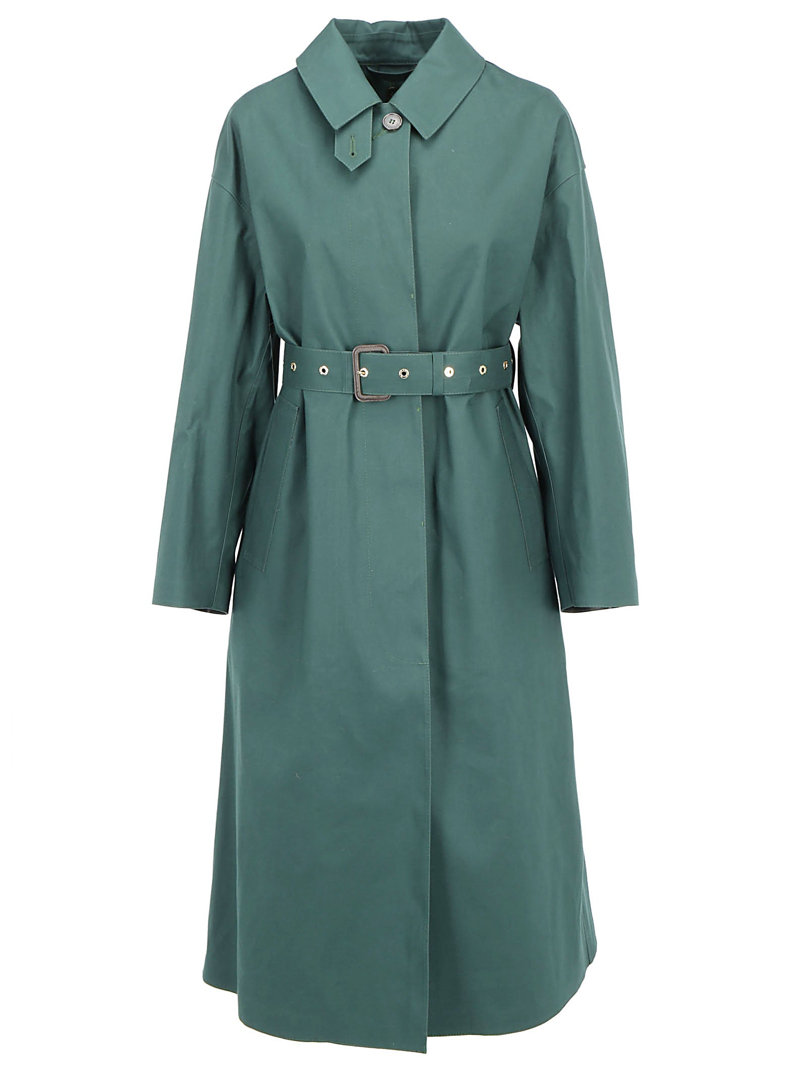 Mackintosh MACKINTOSH ROSEWELL BELTED TRENCH COAT