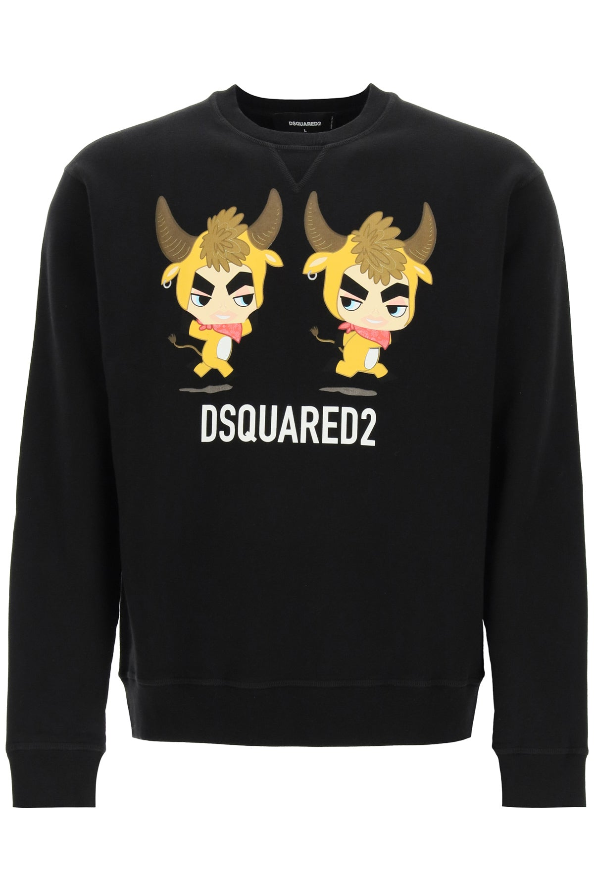 Dsquared2 Clothing DSQUARED2 YEAR OF THE OX SWEATSHIRT