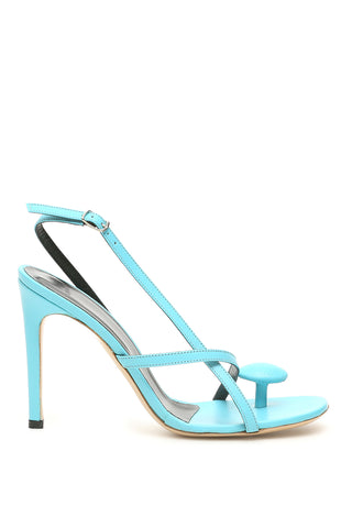 Coperni Open Toe Thong Sandals
