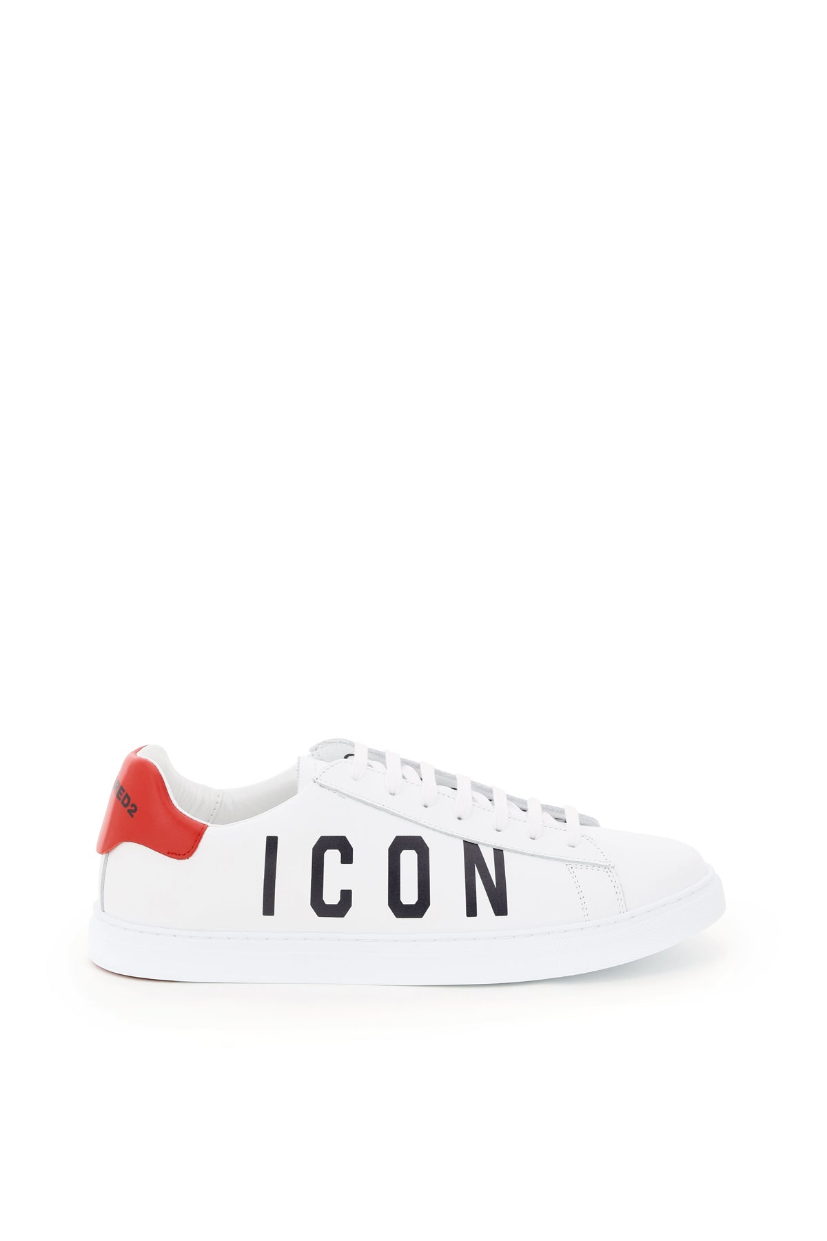 Dsquared2 Leathers DSQUARED2 ICON PRINT LOW