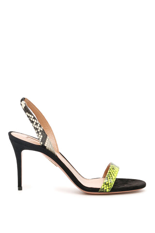 Aquazzura So Nude Sandals