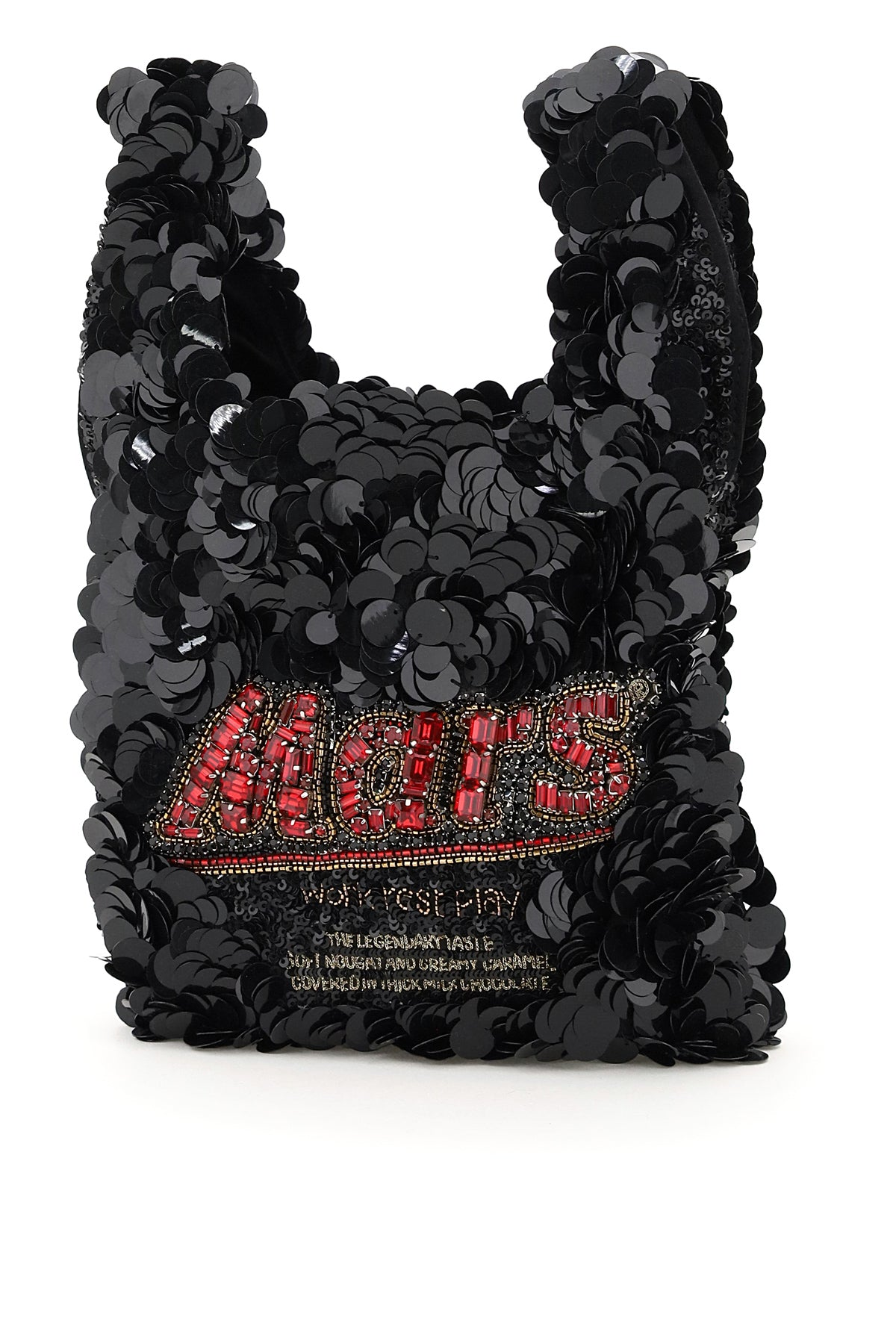 Anya Hindmarch ANYA HINDMARCH MARS SEQUIN TOTE BAG