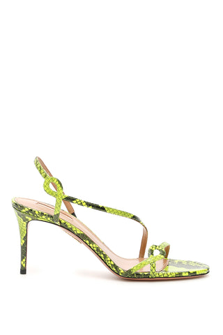 Aquazzura Serpentine Sandals