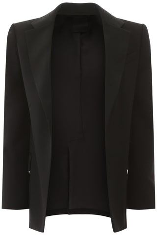 Valentino Single-Breasted Tailored Blazer