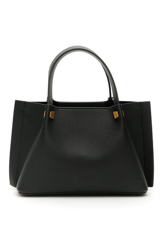 Valentino Small VLogo Tote Bag
