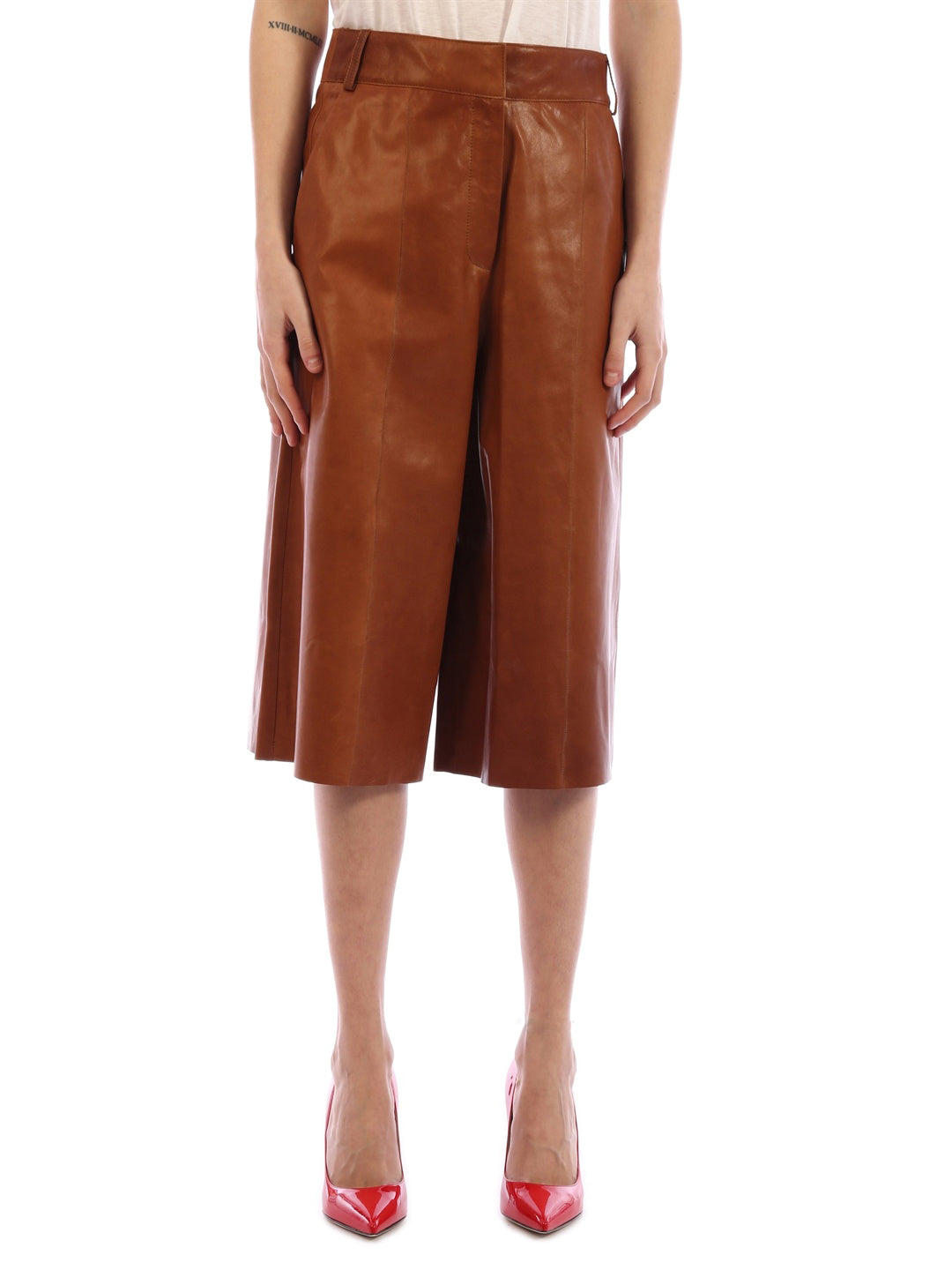 Arma ARMA LEATHER SHORTS
