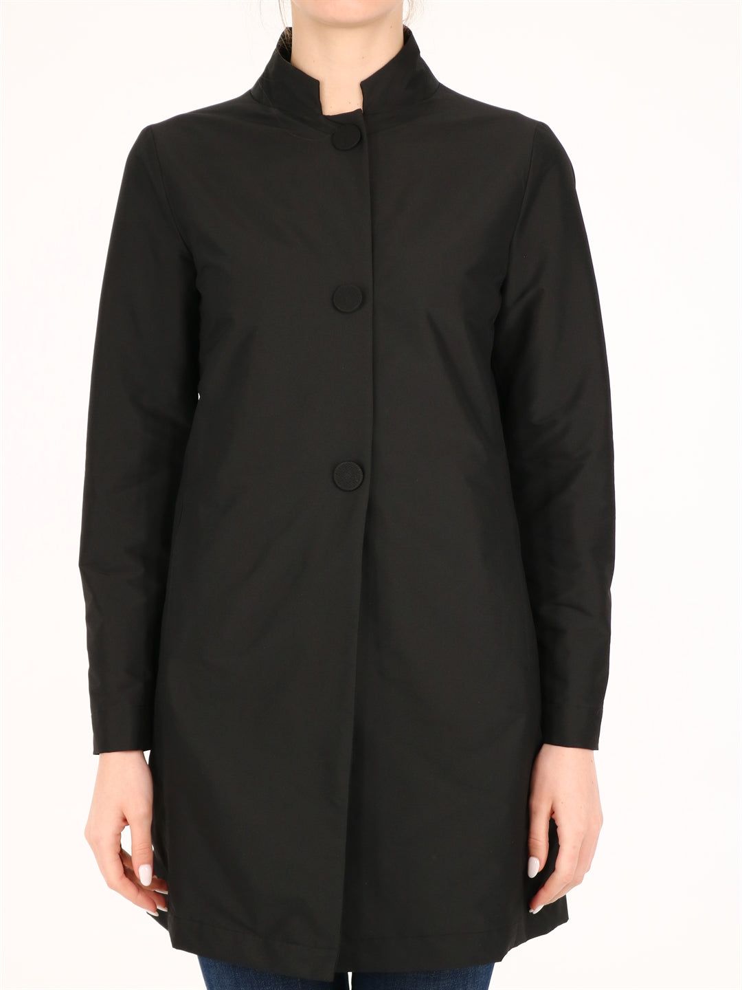 Herno Trenchcoats HERNO BUTTONED RAINCOAT