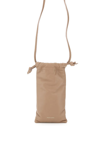 Mansur Gavriel Pillow Necklace Crossbody Bag