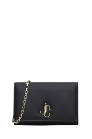 Jimmy Choo Varenne Chain Clutch Bag