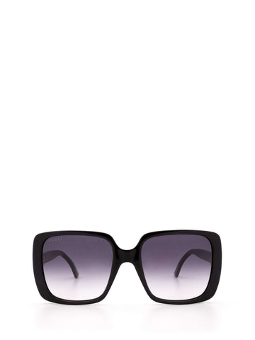 Gucci Eyewear Oversized Square Frame Sunglasses