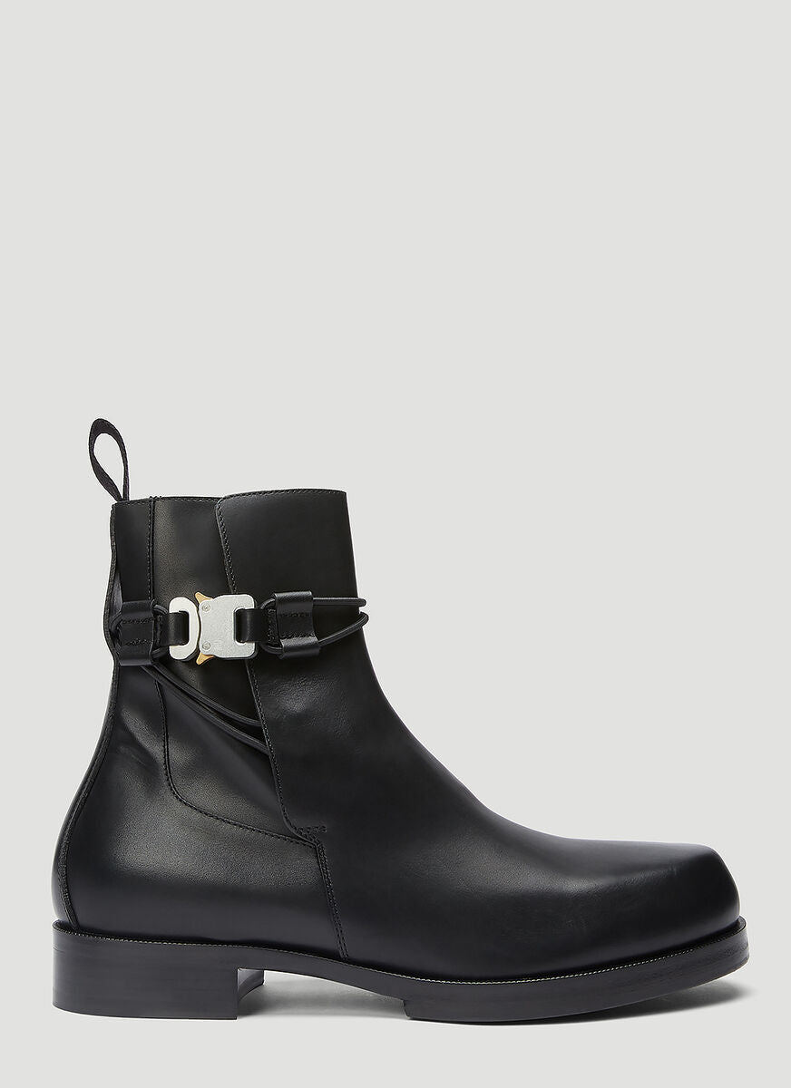 Alyx Leathers 1017 ALYX 9SM VIBRAM SOLE CHELSEA BOOTS