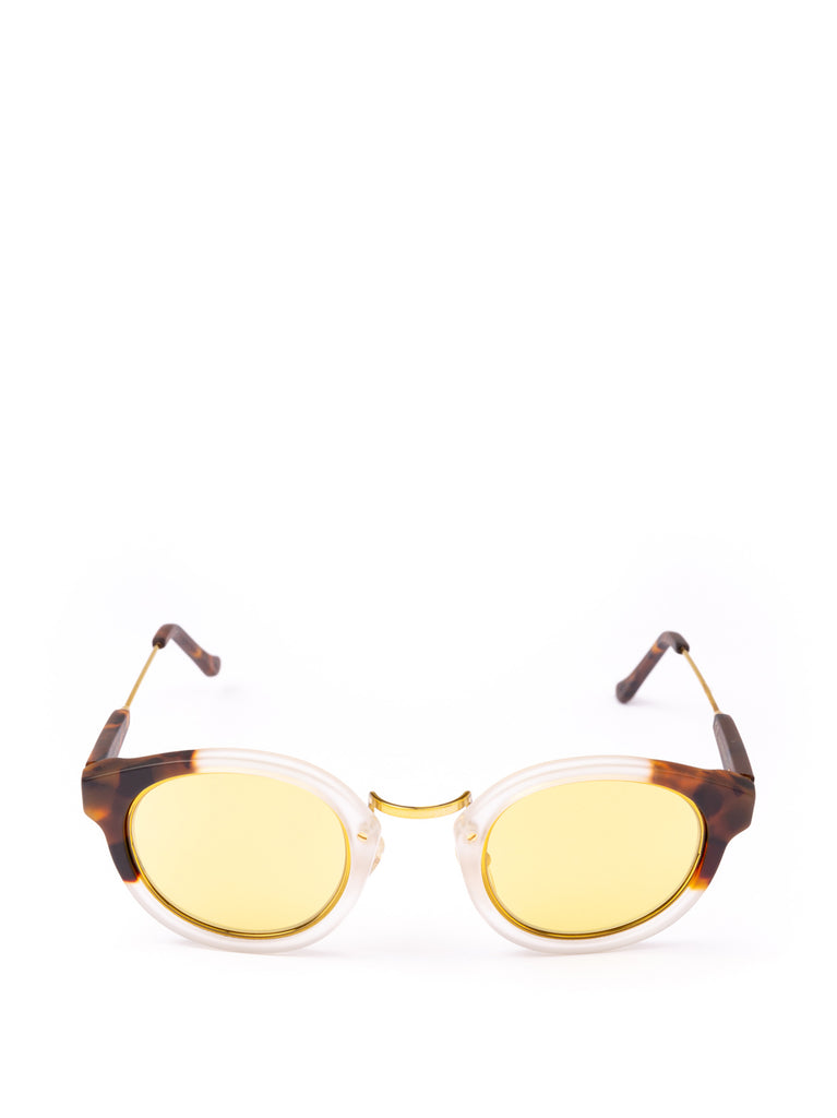 Retrosuperfuture RETROSUPERFUTURE ROUND FRAME SUNGLASSES