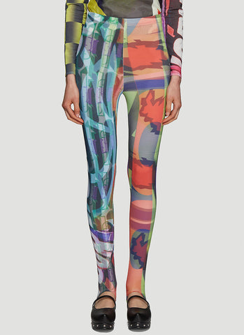 Chopova Lowena World Tour Leggings