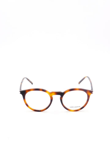 Saint Laurent Eyewear Round Frame Glasses
