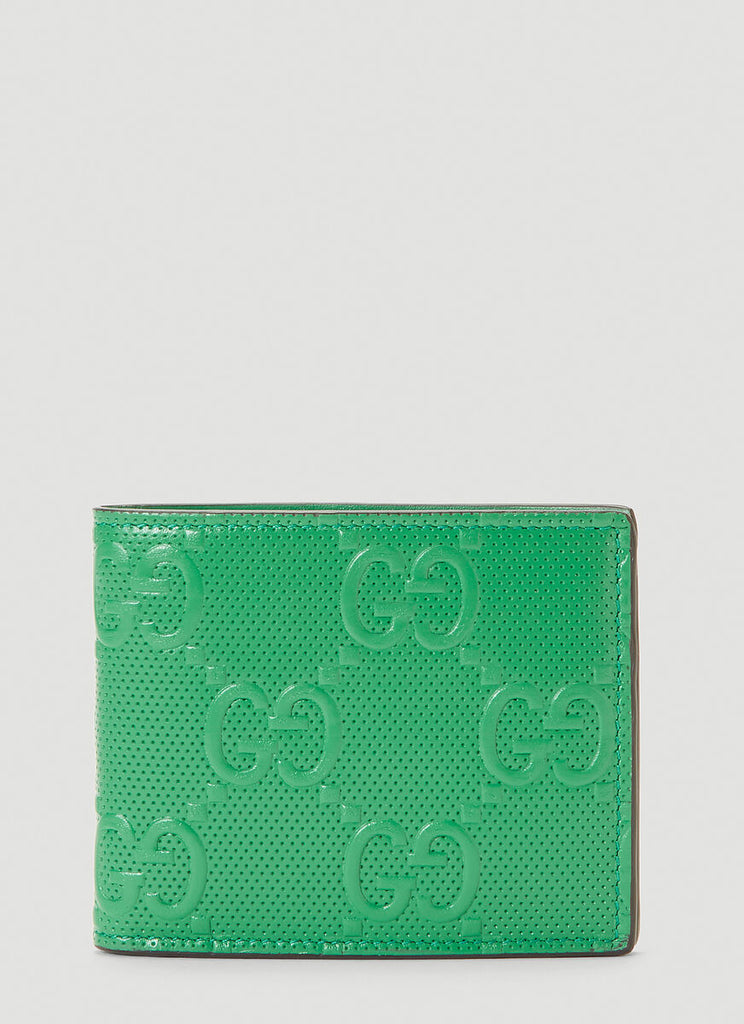 Gucci GUCCI GG EMBOSSED WALLET