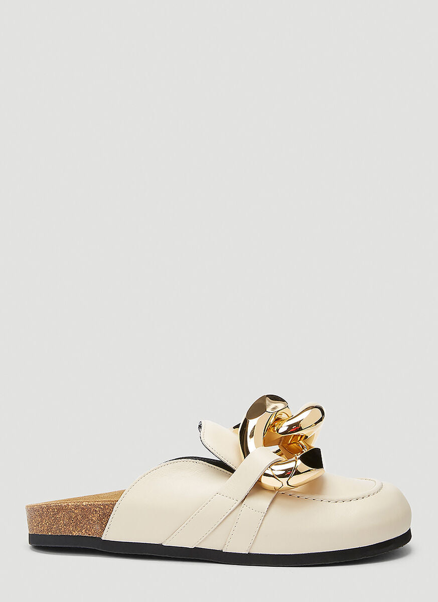 Jw Anderson Leathers JW ANDERSON CHAIN MULES