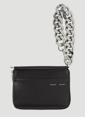 Kara Large Bike Wristlet Wallet