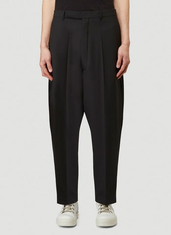 Rick Owens Dropped Crotch Pants