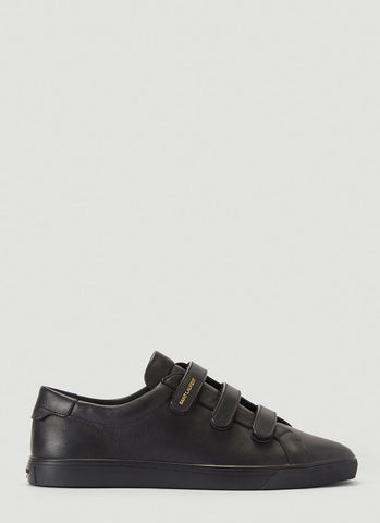 Saint Laurent Andy Strapped Sneakers