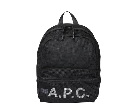 A.P.C. Rebound Logo Backpack