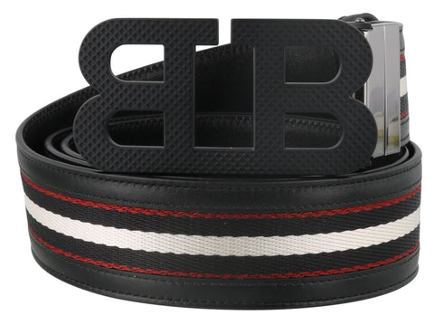 Bally B-Mirror Reversible Belt