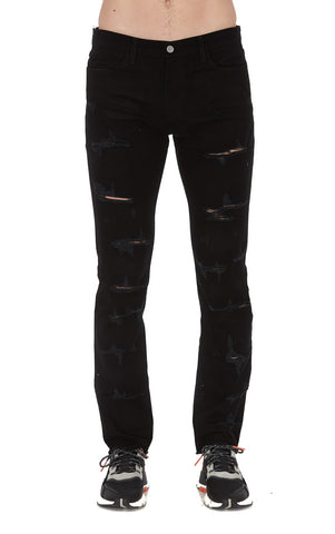 424 Distressed Jeans