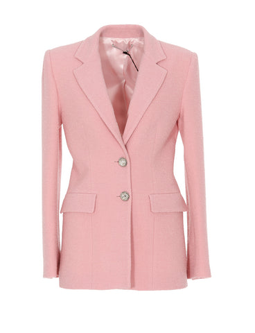 Alessandra Rich Single Breasted Blazer