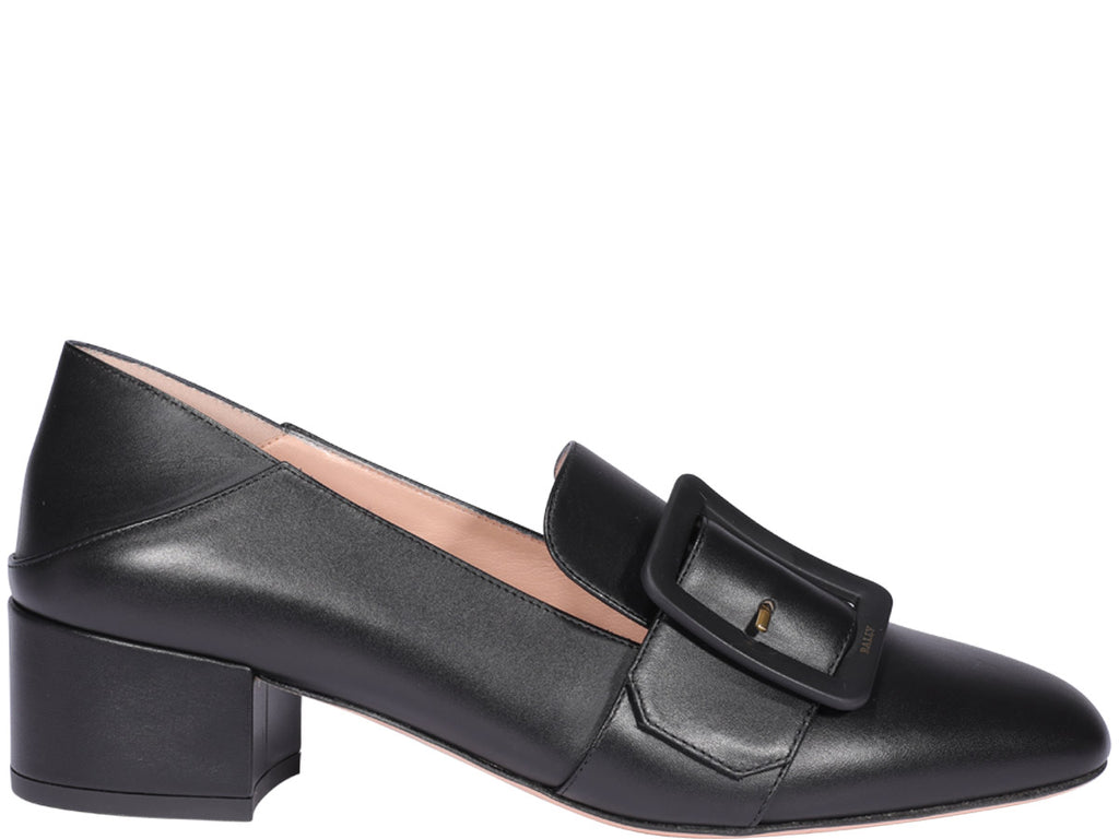 Bally Janelle Buckle Pumps