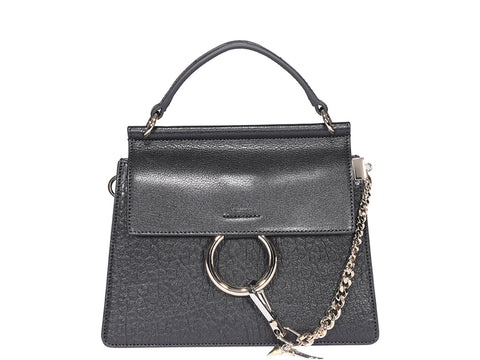 Chloé Faye Top Handle Bag