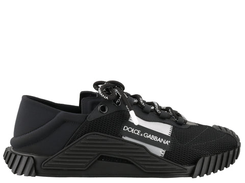 Dolce Gabbana Lace-Up Sneakers