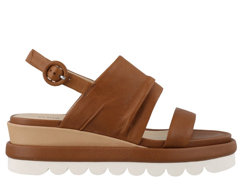 Elvio Zanon Wedged Sandals