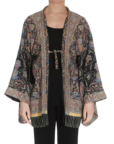 Etro Printed Pattern Outer