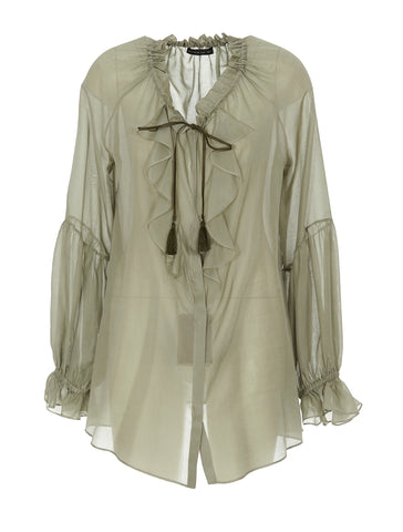 Etro Ruffled Blouse