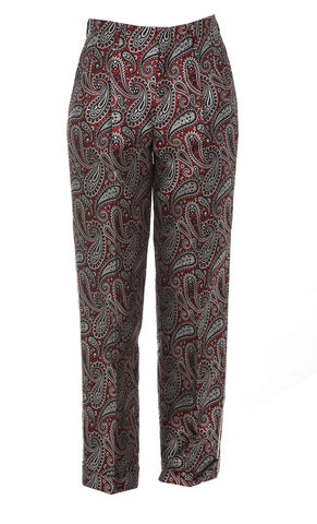 Golden Goose Deluxe Brand Sally Paisley Trousers