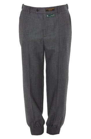 Gucci Elasticated Hem Trousers