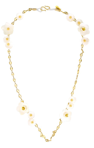 Katerina Psoma Floral Charm Glasses Chain
