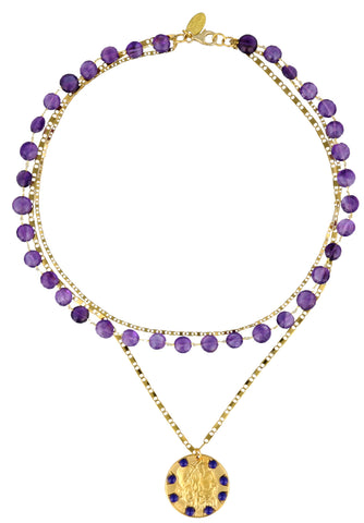 Katerina Psoma Amore Chain Necklace