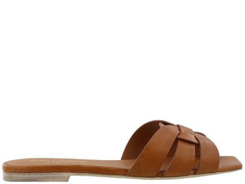 Saint Laurent Tribute Sandals