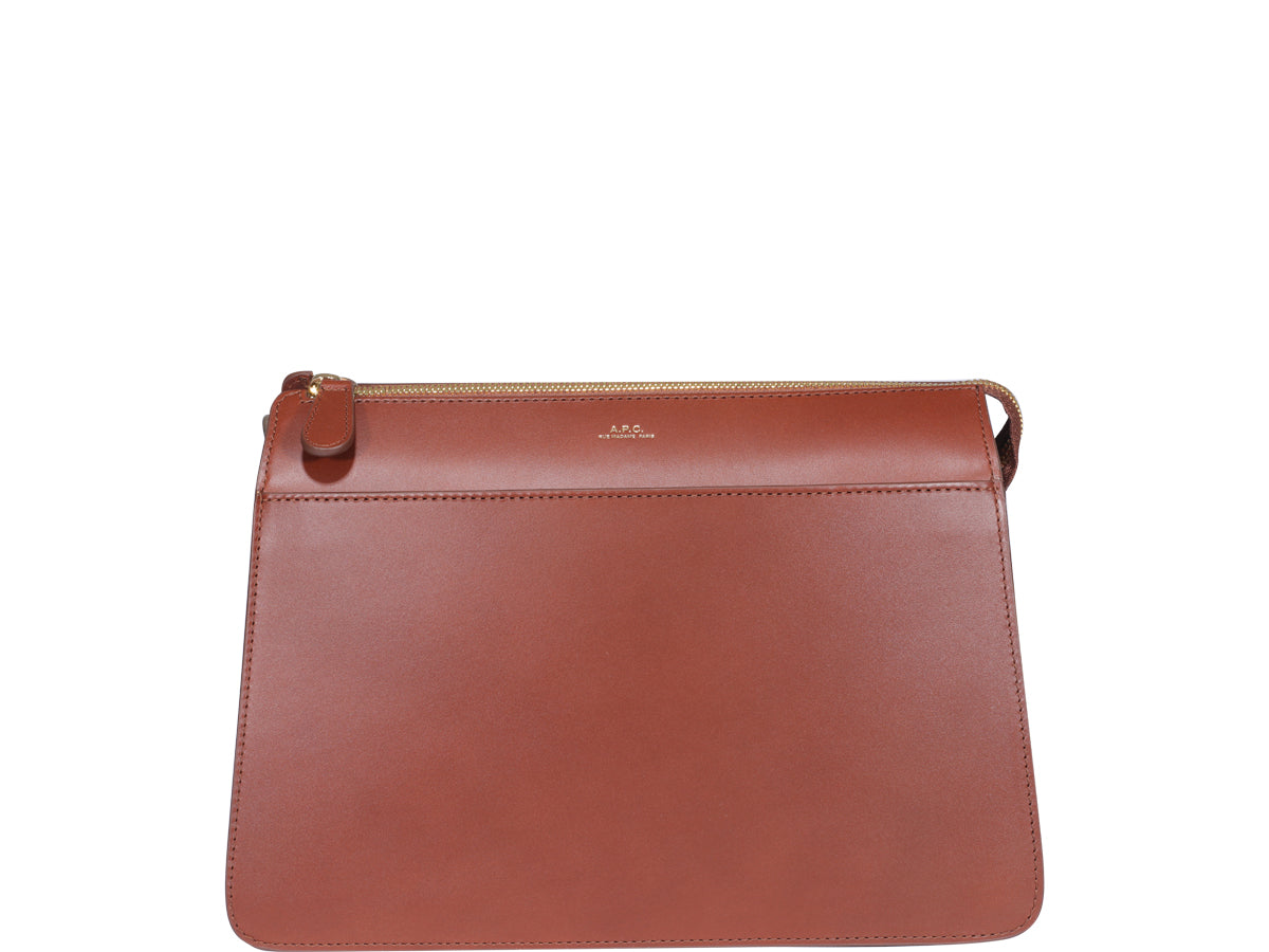 A.p.c. A.P.C. NEW ELLA SHOULDER BAG