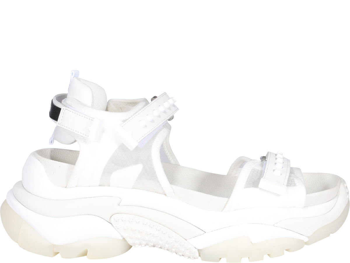 Ash Sandals ASH ACE STRAPPED CHUNKY SANDALS