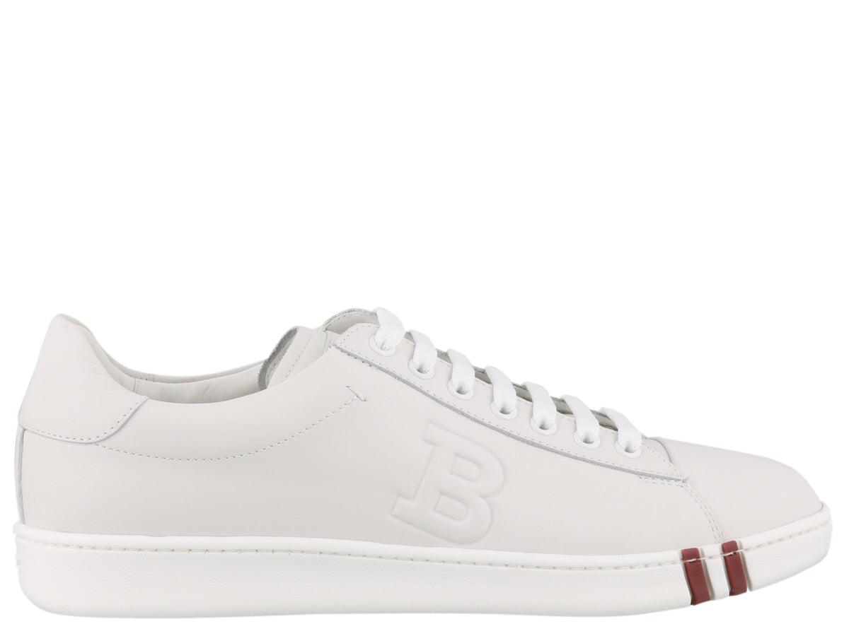 Bally BALLY ASHER LOW TOP SNEAKERS