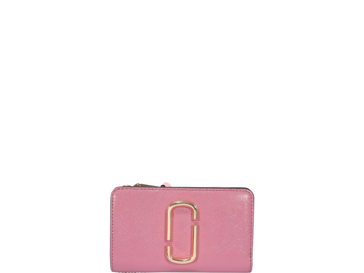 Marc Jacobs The Snapshot Wallet In Pink