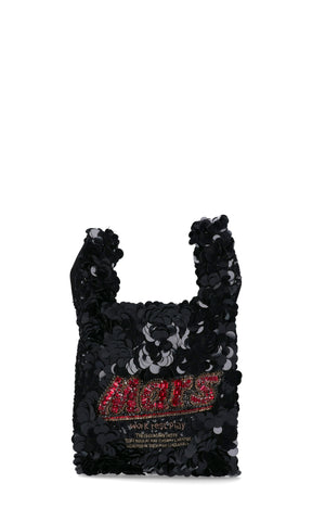Anya Hindmarch Embellished Mars Tote Bag