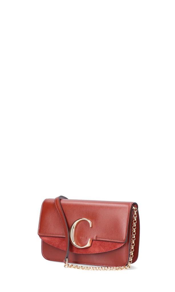 Chloé Mini C Shoulder Bag