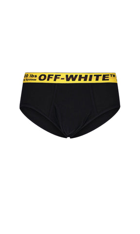 Off-White Logo Briefs