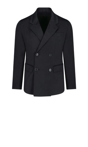 Prada Double Breasted Blazer