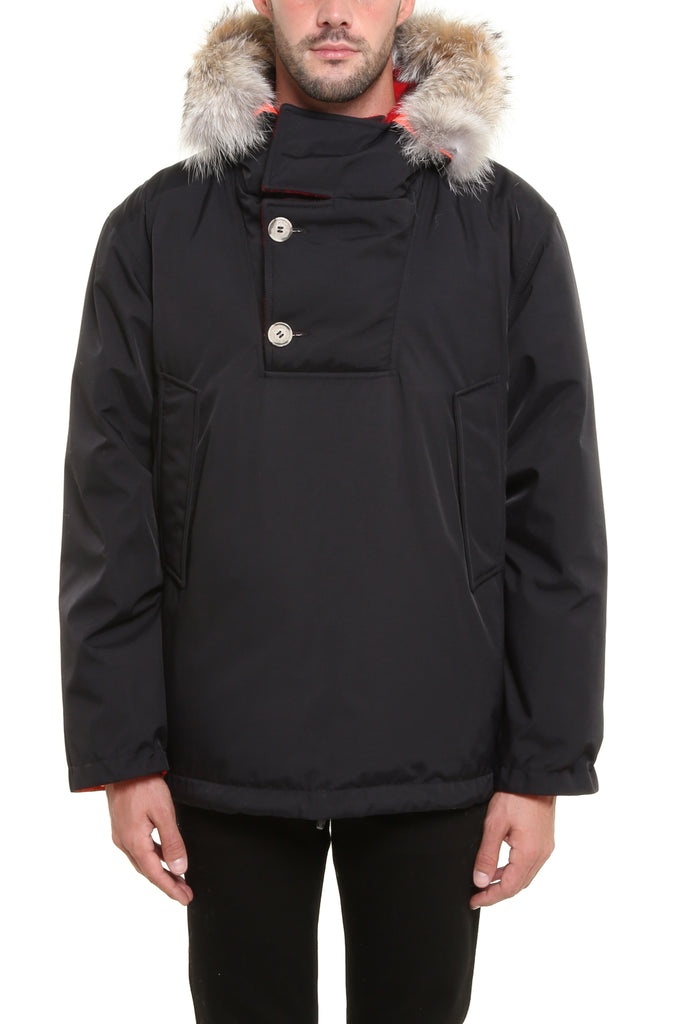 Woolrich X Griffin Reversible Atlantic Coat