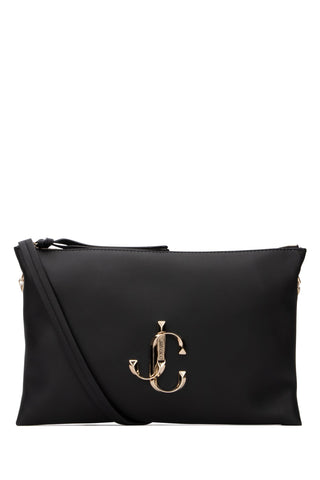 Jimmy Choo Varenne Logo Crossbody Bag
